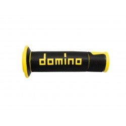 Revêtements DOMINO A450 Street Racing noir/jaune
