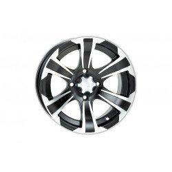 Jante utilitaire ITP SS312 aluminium noir mat 12x7 4x110 2+5