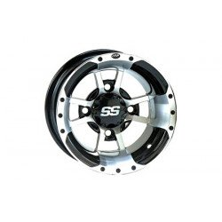 Jante sport ITP SS112 aluminium noir 9x8 4x115 3+5