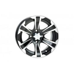 Jante utilitaire ITP SS312 aluminium noir mat 12x7 4x115 5+2