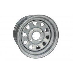 Jante utilitaire ITP acier gris 12x7 4x137 2+5