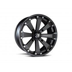 Jante utilitaire MSA WHEELS M20 Kore aluminium noir 14x7 4x156 3.5+3.5