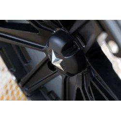 Jante utilitaire MSA WHEELS M33 Clutch aluminium noir 14x7 4x137 4+3