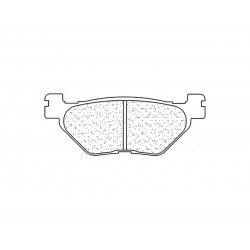 Plaquettes de frein CL BRAKES 1084RX3 métal fritté