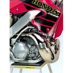 Echappement PRO CIRCUIT Works acier Honda CR250R