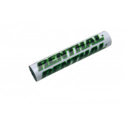 Mousse de guidon RENTHAL Mini SX 205mm blanc/vert