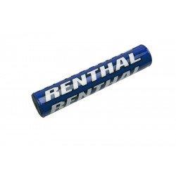 Mousse de guidon RENTHAL SX 216mm bleu