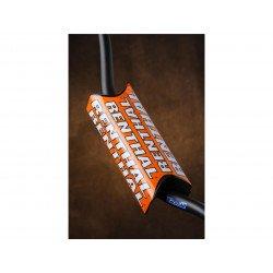 Mousse de guidon RENTHAL Fatbar® World Team orange