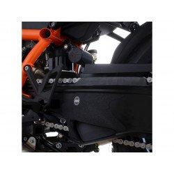 Adhésif anti-frottement R&G RACING bras oscillant noir 1 pièce KTM 1290 Super Duke R