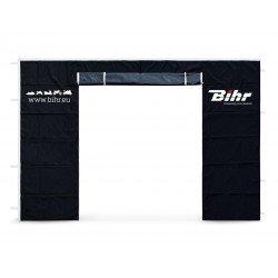 Panneau amovible pour Tonnelle BIHR Home Track 3x3m (réf. 980126) avec porte à fermeture éclair