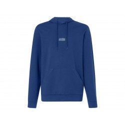 Hoodie OAKLEY Patch Fleece Universal Blue taille S