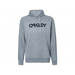 Hoodie OAKLEY Reverse New Granite Heather taille S