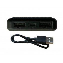 Batterie portable CAPIT Warmme USB 10000 mAh