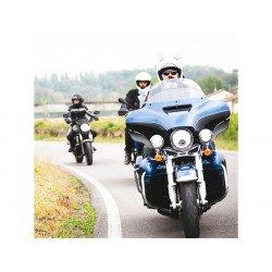 Intercom MIDLAND BTX2 Pro S Twin noir/bleu
