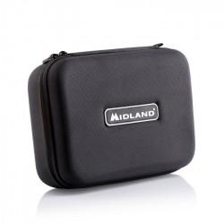 Intercom MIDLAND BTX2 Pro S Single noir/bleu
