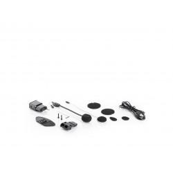 Intercom MIDLAND BT NEXT PRO ULTRA RANGE Single noir/argent