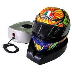 Sèche-casque CAPIT air chaud & froid noir