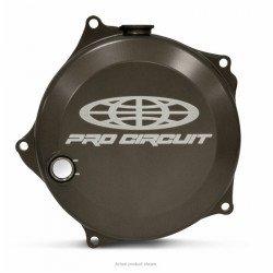 Couvre-carter (embrayage) PRO CIRCUIT aluminium noir