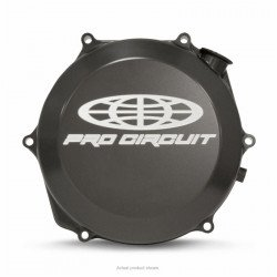 Couvre-carter (embrayage) PRO CIRCUIT aluminium noir Suzuki RM-Z450