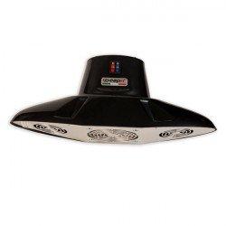 Cintre séchant CAPIT noir air chaud/froid 230V