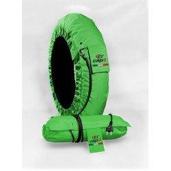 Couvertures chauffantes CAPIT Suprema Spina verte taille M/L