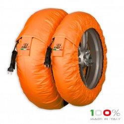 Couvertures chauffantes CAPIT Suprema Spina orange M/XXL