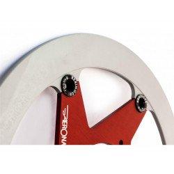 Disque de frein BERINGER K14LGRF Aeronal® fonte rond flottant rouge