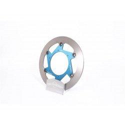 Disque de frein BERINGER KT3LGBLF Aeronal® fonte rond flottant bleu