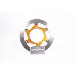 Disque de frein BERINGER KT3LGOMMF Aeronal® fonte rond flottant orange