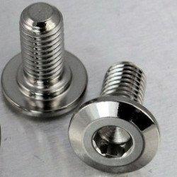 Kit vis disque de frein PRO BOLT M8X1,25X18MM inox par 6