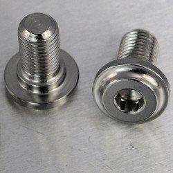 Kit vis disque de frein PRO BOLT M8X1,00X14MM inox par 4