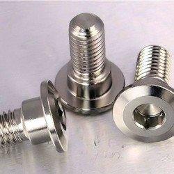 Kit vis disque de frein PRO BOLT M8X1,25X20MM inox par 6