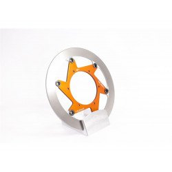 Disque de frein BERINGER KT5LGOMMI Aeronal® inox rond flottant orange
