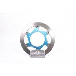 Disque de frein BERINGER KT5LGBLI Aeronal® inox rond flottant bleu