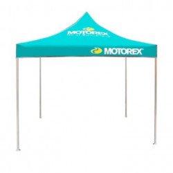 Tonnelle de paddock MOTOREX 3x3m