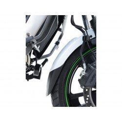 Extension de garde-boue avant R&G RACING noir Kawasaki GTR1400