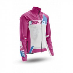 Veste S3 Collection 01 rose taille XS