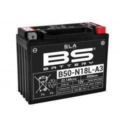 Batterie BS BATTERY B50N18L-A3 SLA sans entretien activée usine