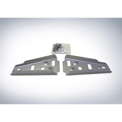 Kit protection de triangles avant RIVAL alu Polaris RZR 900