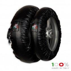 """Couvertures chauffantes CAPIT Suprema Spina noir 110-70/17"""" / 140-70/17"""""""