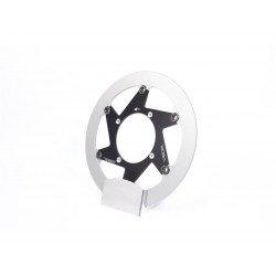 Disque de frein BERINGER H25RGBI Aeronal® inox rond flottant noir