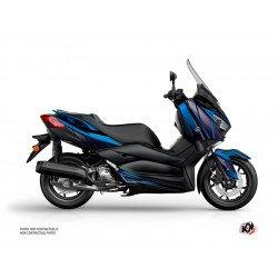Kit déco KUTVEK Replica bleu/noir Yamaha X-Max 125