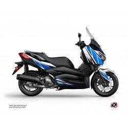 Kit déco KUTVEK Replica bleu/gris Yamaha X-Max 400
