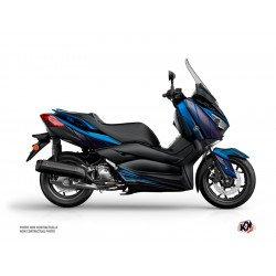 Kit déco KUTVEK Replica bleu/noir Yamaha X-Max 300