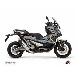 Kit déco KUTVEK Energy gris Honda X ADV