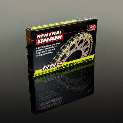Chaîne de transmission RENTHAL RR4 SRS Road Race