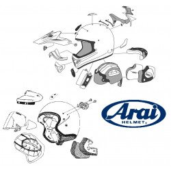 Airwing ARAI RX-7 Vinales 25 Shell 86