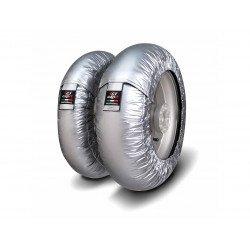 Couvertures chauffantes CAPIT Suprema Spina argent taille M/XL