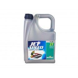 Huile moteur MOTOREX Jet Speed 2T synthétique performance 4L (x4)