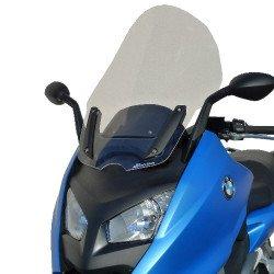 Bulle V PARTS Haute Protection clair BMW C600 Sport